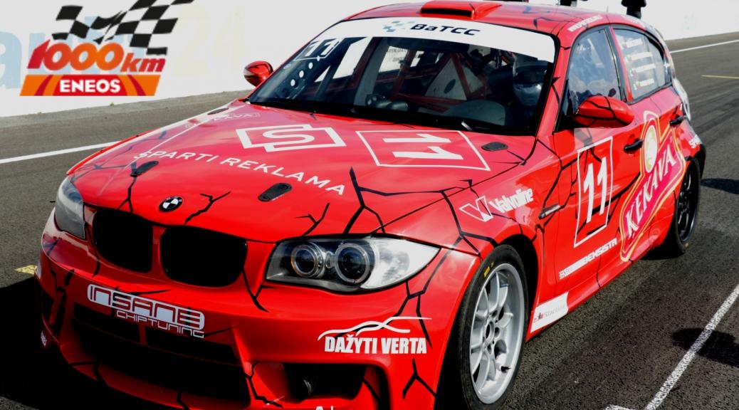 Sparti racing 1000