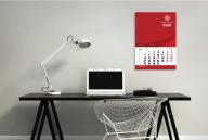 kalendoriai sparcios svetainei A3 formato kalendorius
