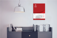 kalendoriai sparcios svetainei A4 formato kalendorius