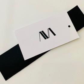 popierinės etiketės, standartinio formato, kokybiškos